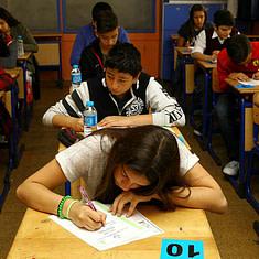 Sınav Sistemi - Çocuk Danışmanlığı, Ergen